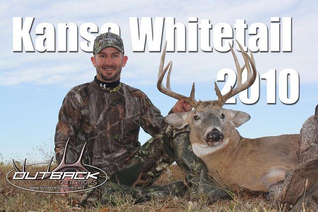 Kansas Whitetail 2010 - Trevon Stoltzfus
