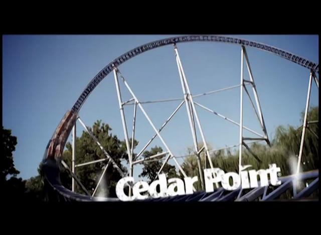 Cedar Point - Are you a ride warrior 2