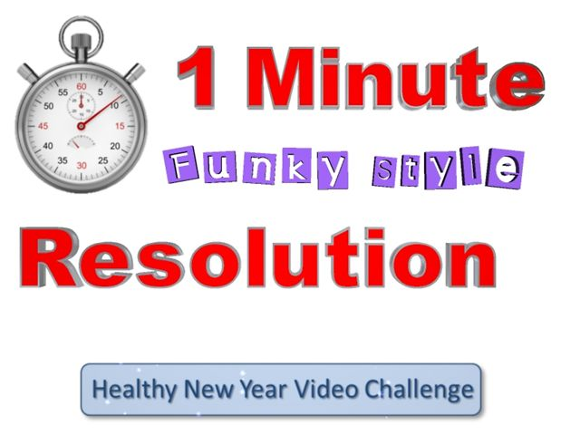 1 Minute Resolution  (Funky Style)