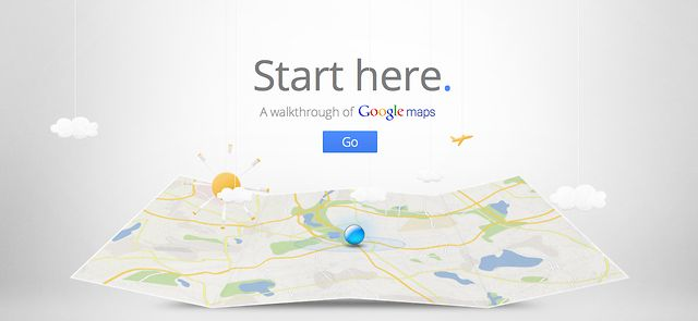 Google: Start here