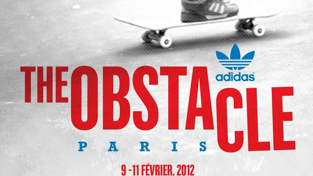 Adidas The Obstacle Paris with Mark Gonzales, Lem Villemin Benny Fairfax, Lucas Puig, Silas Baxter Neal