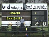 Second-half Hilites - St Michael's v Omagh CBS