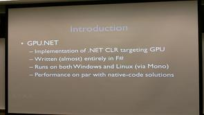 High Performance F# in .NET and on the GPU with Jack Pappas [Part 2]