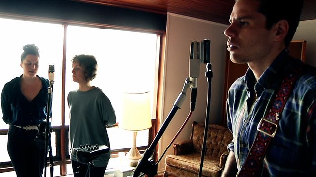"BAHAMAS - In Studio Recording ""Barchords"""