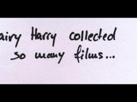 Hairy Harry the film collector (00:18)