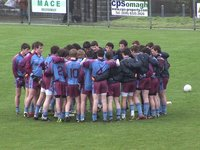 Interviews - St Michael's v Omagh CBS