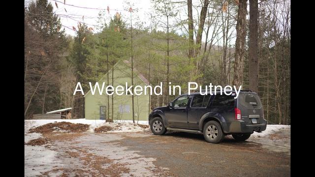 A Weekend in Putney