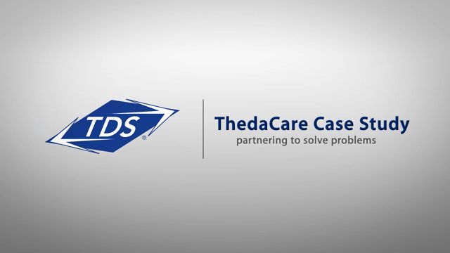 TDS/Thedacare Case Study