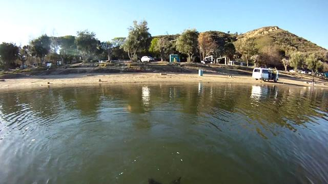 Irvine lake 2 10 2012 on vimeo for Irvine lake fishing