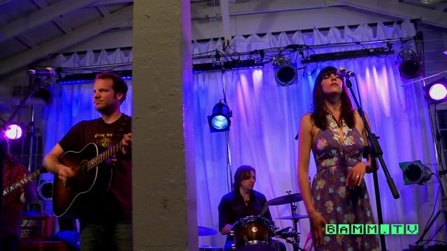 "Nicki Bluhm and The Gramblers - ""Toby's Song"" (Live at SXSW)"