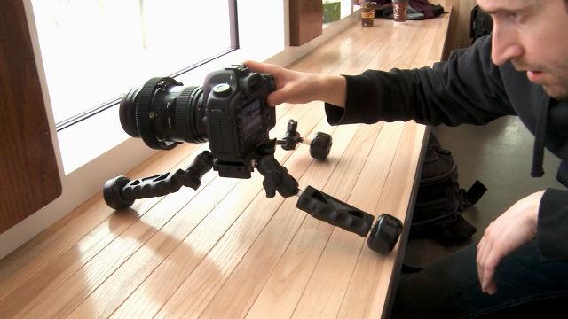 Trawly - Compact Camera Dolly