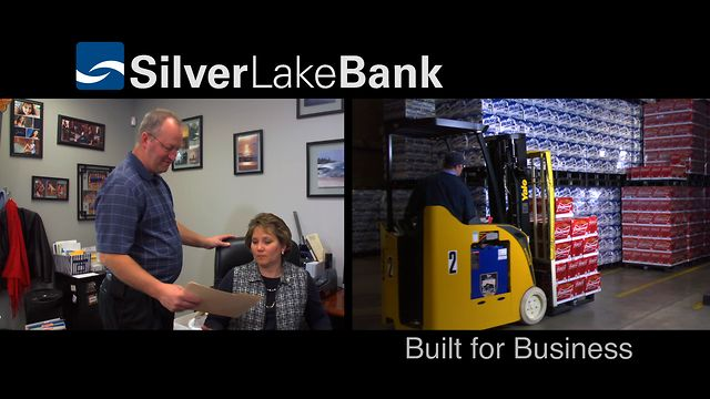 Silver Lake Bank: Built for Business