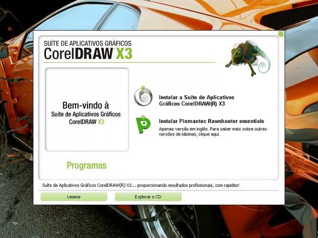 Corel Draw X3 En Espanol