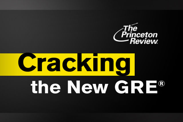cracking the new gre book review