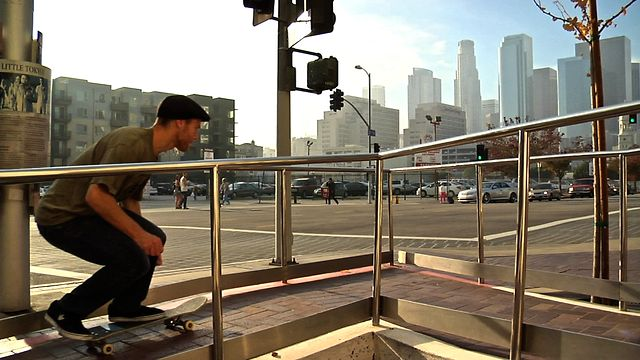 For Skateboarding and the City