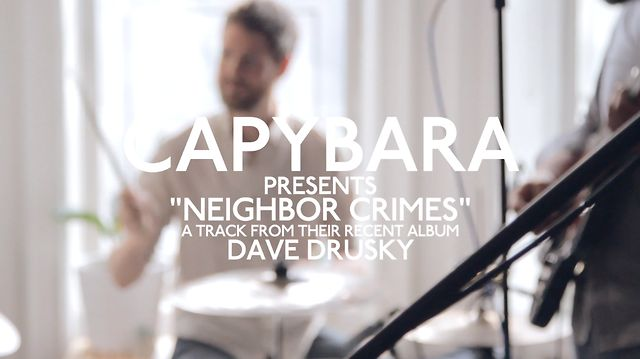 Neighbor Crimes (CMJ live)