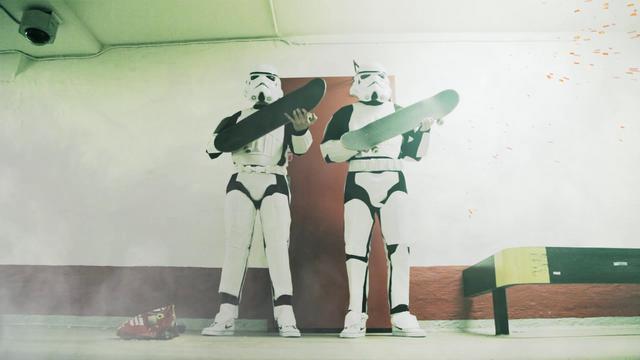 Stormtrooper Party - Chips på Klaffbron 18/2