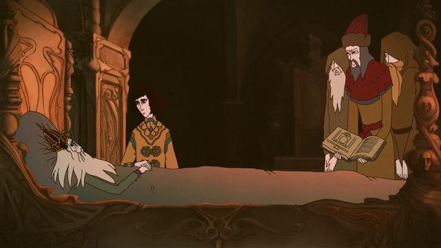Короткометражный фильм Vaesen