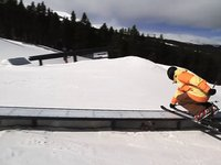 2012 Teva Winter Mountain Games Telemark Big Air