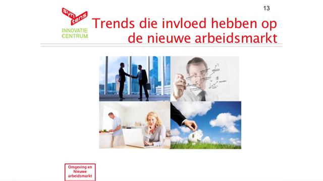 Anke Wiersma | Mensenwerk in de nieuwe arbeidsmarkt &gt;&gt; Trends