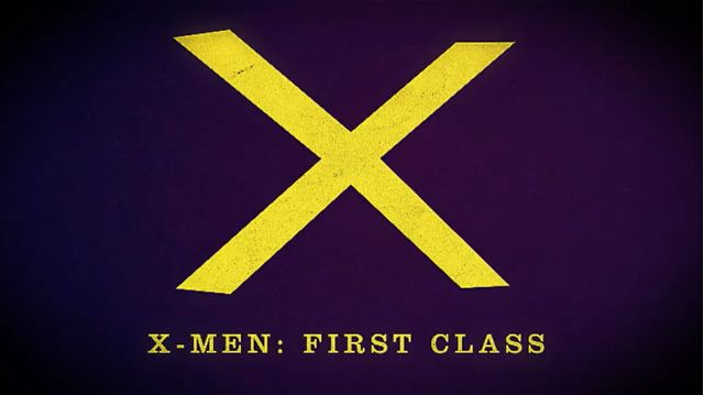 X-Men: First Class Title Sequence