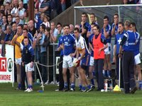 Dromore v Errigal Ciaran - Drama