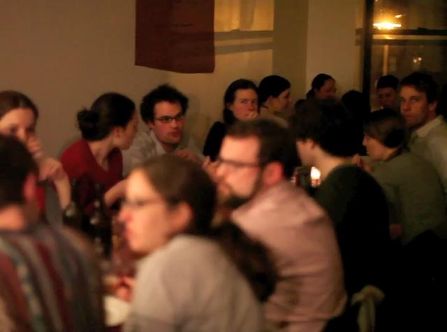 Underground Food Collective in Brooklyn :: Feb 2012