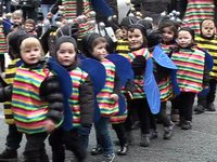 Mozorro desfilea