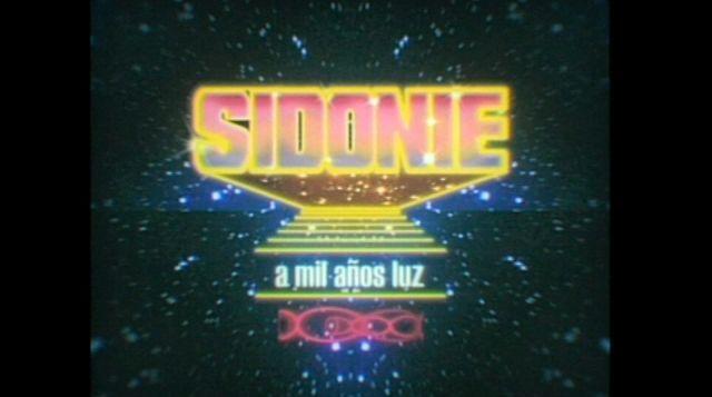 Sidonie - a mil años luz.