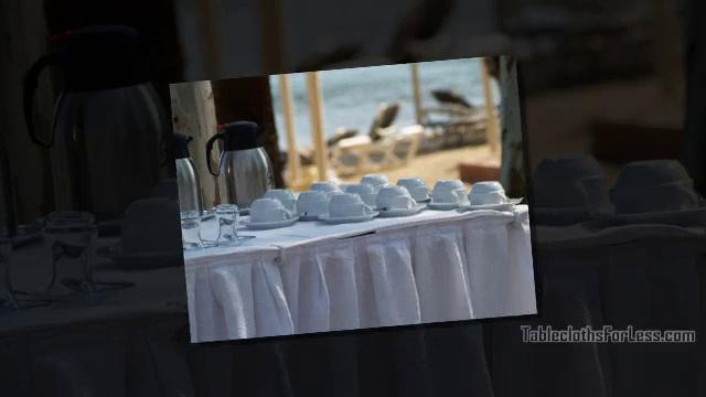 Wedding Tablecloths Cheap
