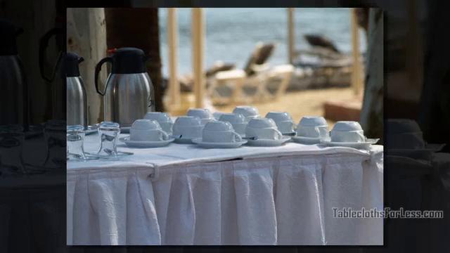 Wedding Tablecloths Wholesale