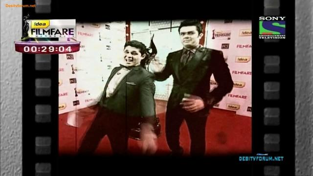 57th Filmfare Awards 2012 Red Carpet 720p 19th February 2012 Video Watch Online P1