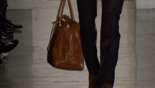Watch | Simon Spurr Autumn/Winter 2012 – Runway