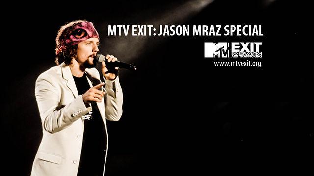 MTV EXIT Presents Jason Mraz (Promo)