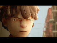 The Chase (2012) - 3D Animated Action Short Film