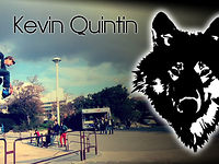 "Here are some pictures of Kevin Quintin, also called ""Le loup du Bowl"" in his hometown, shot in the south of France in the cities of Marseille and Toulon.