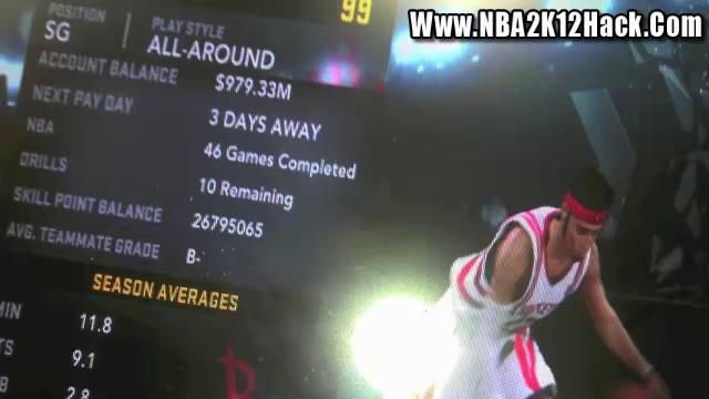 Nba 2k11 My Player Cheats Ps3 Skill Points