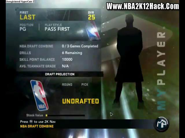 Nba 2k11 My Player Mode Cheats