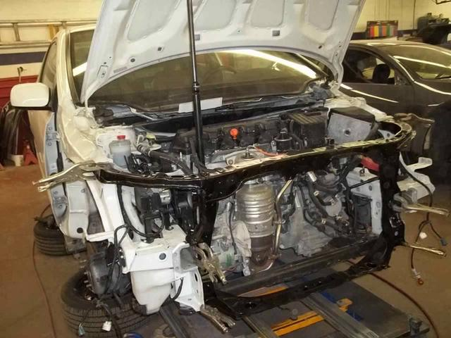 ... PA Auto Body - Honda Front End Repair - Direct Paint and Collision