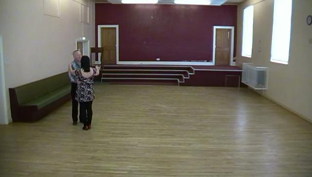 ROLL THAT BARREL OUT  ( Western Partner Dance )