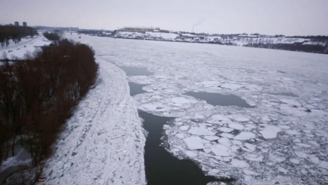 Novi Sad ice age