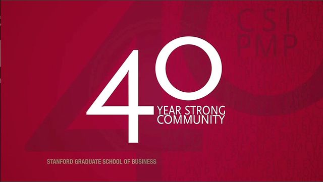 40 Year Strong Community: The Birth of Social Innovation