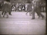 Irish Dancing Banba Square, Nenagh - 1962 *silent*