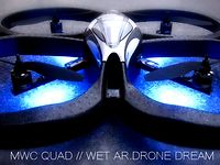 wet ar.drone dream
