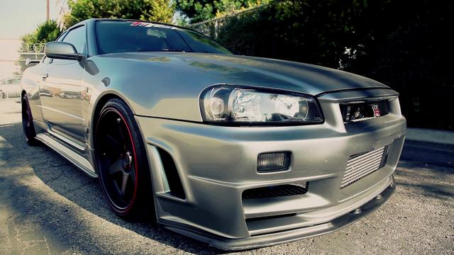 SP Engineering - Nissan Skyline R34 GT-R // Acceleration