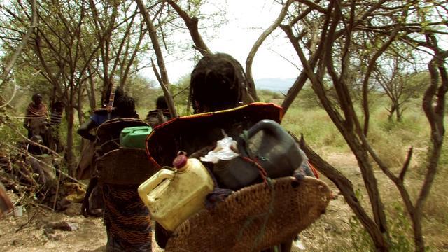 Steve Andrews' Water Walk in Kenya