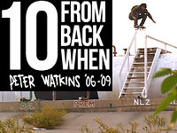10 From Back When: Peter Watkins '06 - '09