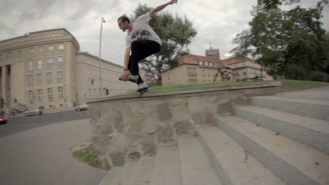 "Bartek ""ZET"" Zgrzeblak - few clips from 2011"