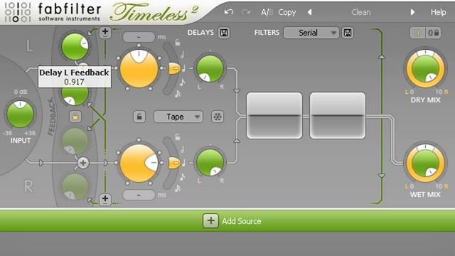 FabFilter Timeless 2 - Tip &amp; tricks - Part 1