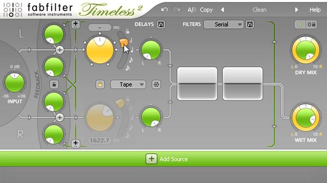 FabFilter Timeless 2 - Tips & tricks - Part 2